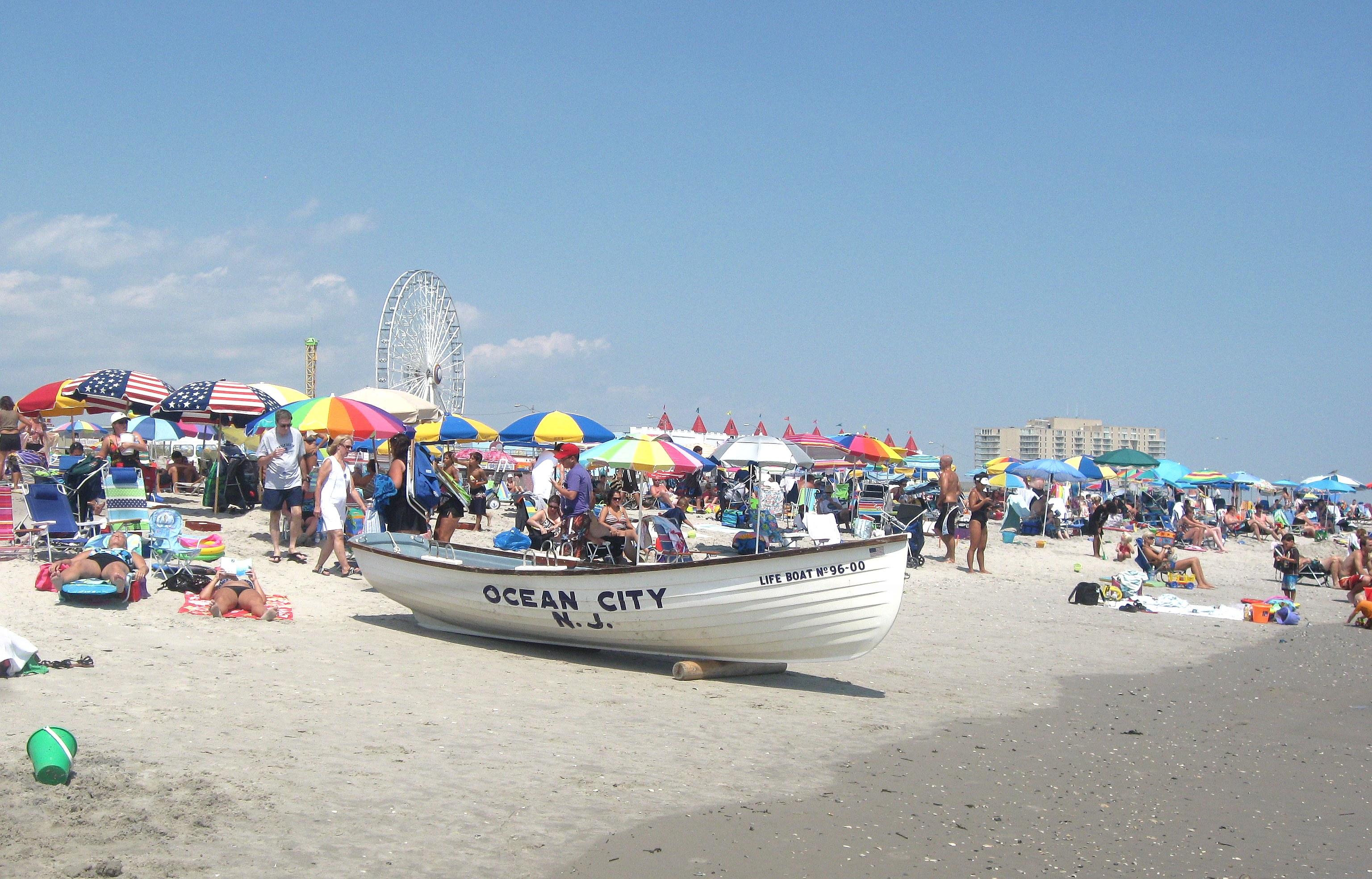 Ocean City Beach Rental Nj